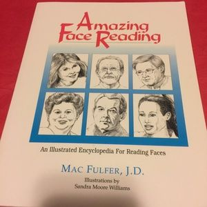 Amazing Face Reading: An Illustrated Encyclopedia
